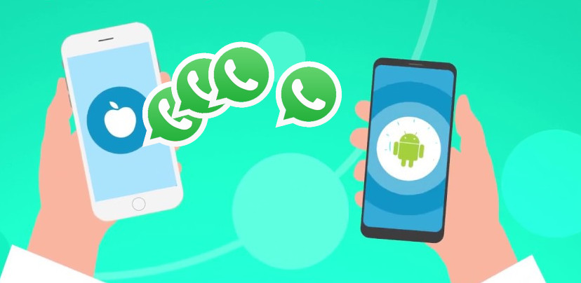 whatsapp overzetten van iphone ios naar samsung android
