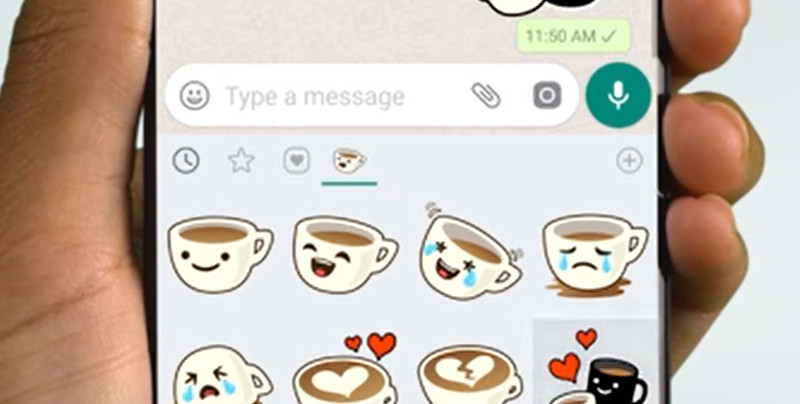 whatsapp stickers android